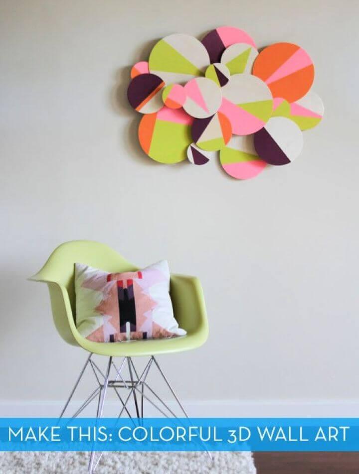 diy home decor, diy living room decor, cute living room