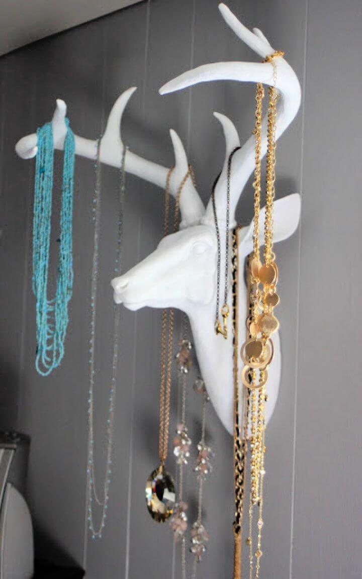 diy jewelry, jewelry organizer, jewelry ideas,