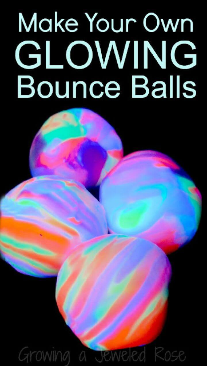 bouncing ball, how to, diy ideas, do it yourself, ideas for kids, how to ideas, kids crafts