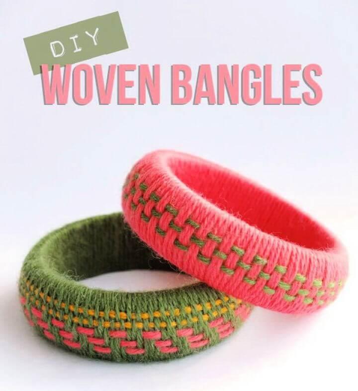 friendship bracelets, cozy bracelets, woven bangles bracelet