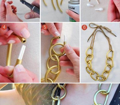 DIY Gold Chain Necklace, Diy Jewelry, Jewelry Making, Jewelery, Fashion Jewelry, Diy Fashion, Gold Jewelry, Gold Diy, Chunky Gold Necklaces, Imitation Jewelry,Crystal Necklace, Diy Jewelry Necklace, Diy Earrings, Beaded Necklace, Beaded Jewelry, Gold Diy, Jewelry Patterns, Diy Jewelry Tutorials, Jewelry Crafts,Diy Necklace, Diy Clothes, Handmade Jewelry, Jewelry Crafts, Beaded Jewelry, Colar Diy, Diy Tutorial, Diy Fashion, Jewelry Making,