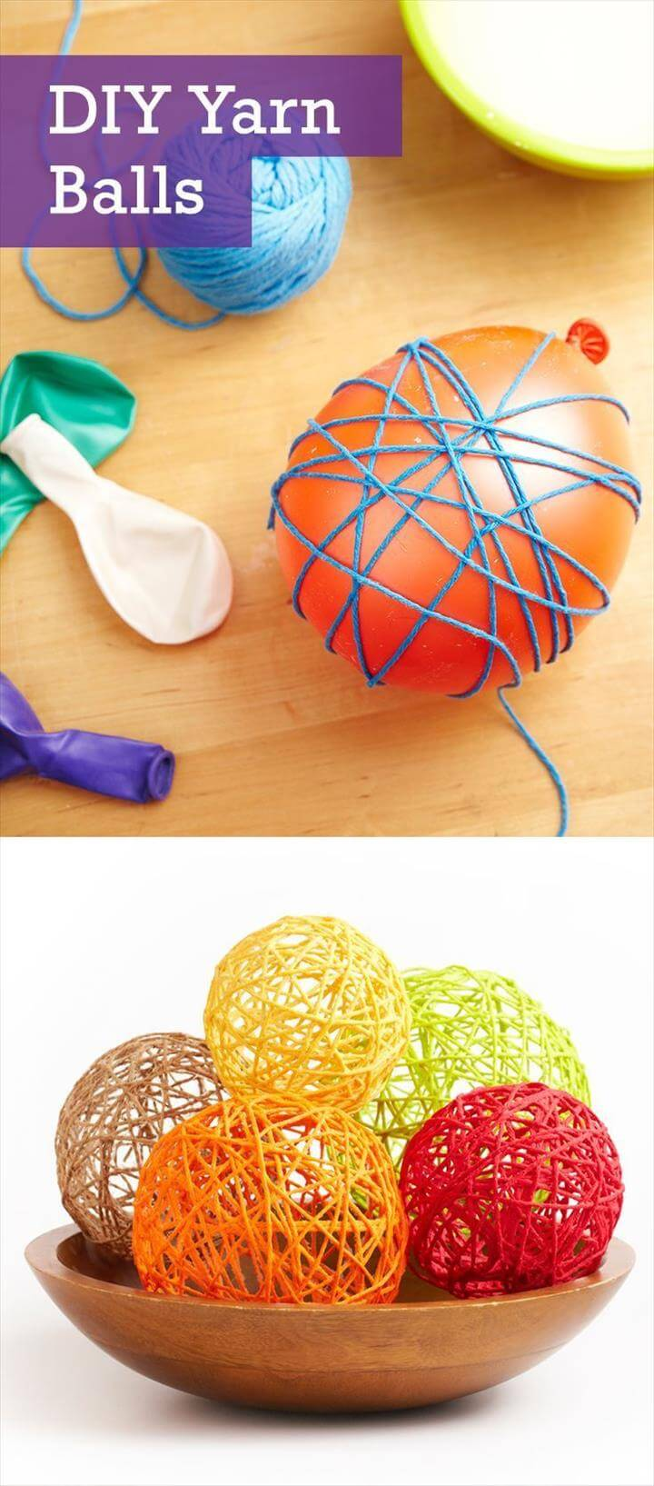 Diy Crafts With Yarn, Yarn Crafts Kids, Diy Yarn Decor, Crafts To Make And Sell Easy, Things To Make With Yarn, Diy Using Yarn, Sell Diy, Diy Crafts Home, Diy Crafts Cheap