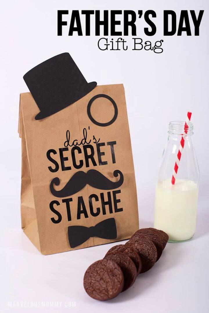 diy ideas, diy crafts, diy projects, gift bag ideas,