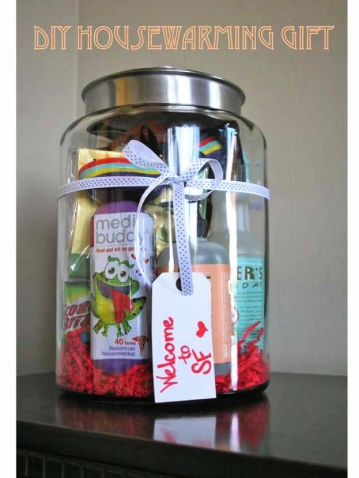 house warming ideas, gift ideas, glass mason jars, top mason jars,creative ideas