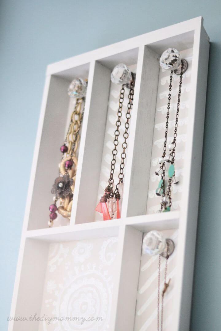 diy jewelry holder, bracelet holder ideas, crafts ideas, how to make, tutorial
