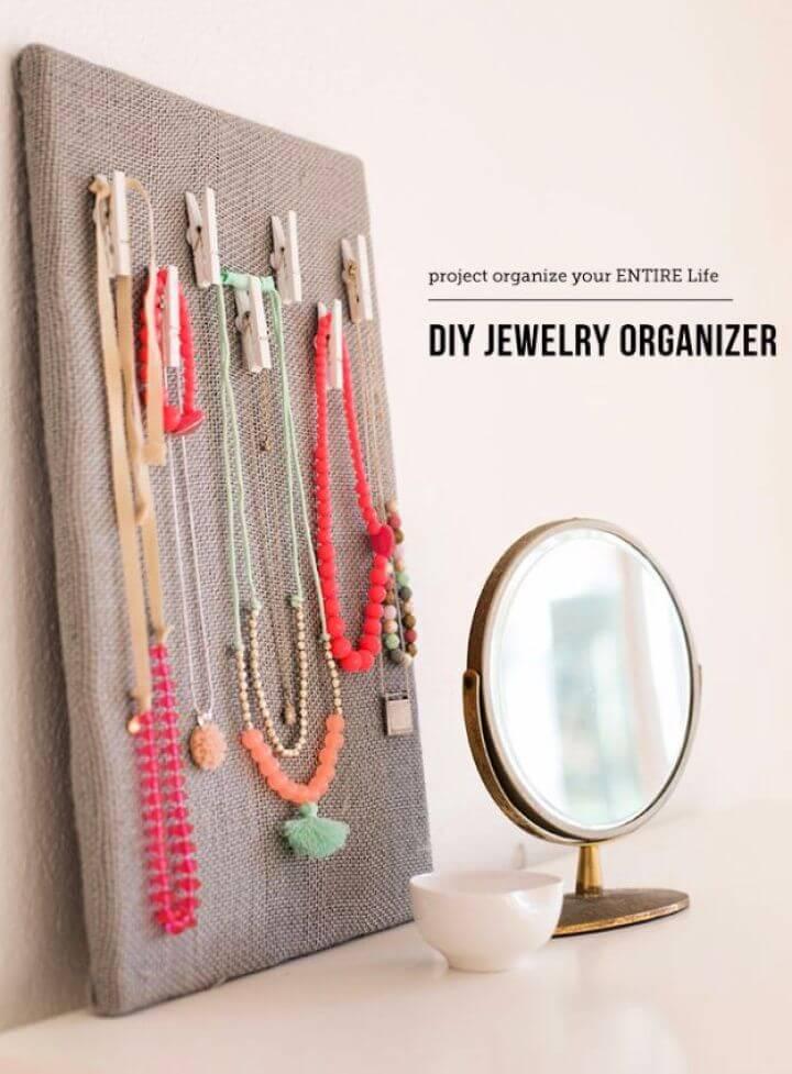 diy, jewelry, organization, organization board, ideas,