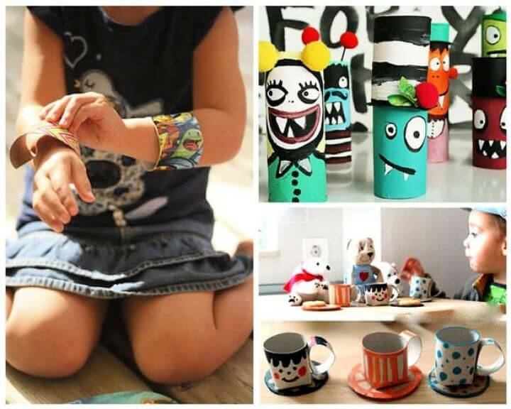 diy kids crafts, toilet paper roll, crafts kids,, ideas, creative ideas