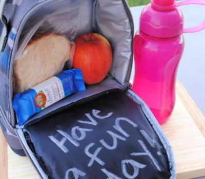 blackboard diy, diy lunch box, chalkboard supplies, how to craft