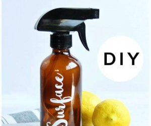 diy natural, surface clean, cleaner ideas, for all purpose, diy cleaner ideas