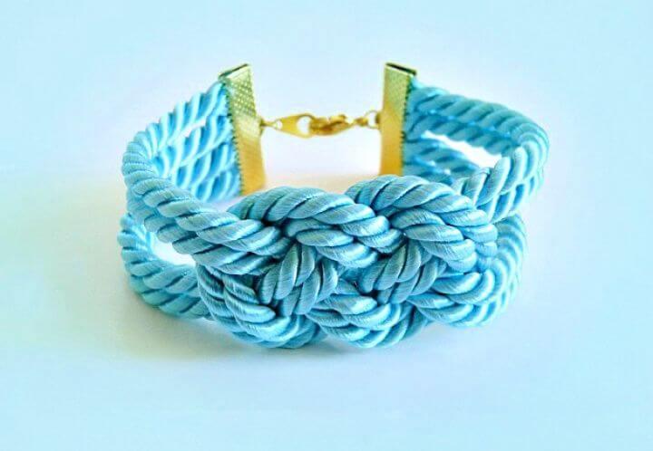diy jewelry, jewelry ideas, gold jewelry, rope bracelets,f