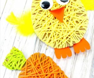 Easter Crafts for Kids, Easter Bunny Craft Ideas