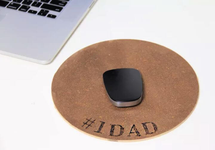 father day gift, mouse pad, for father