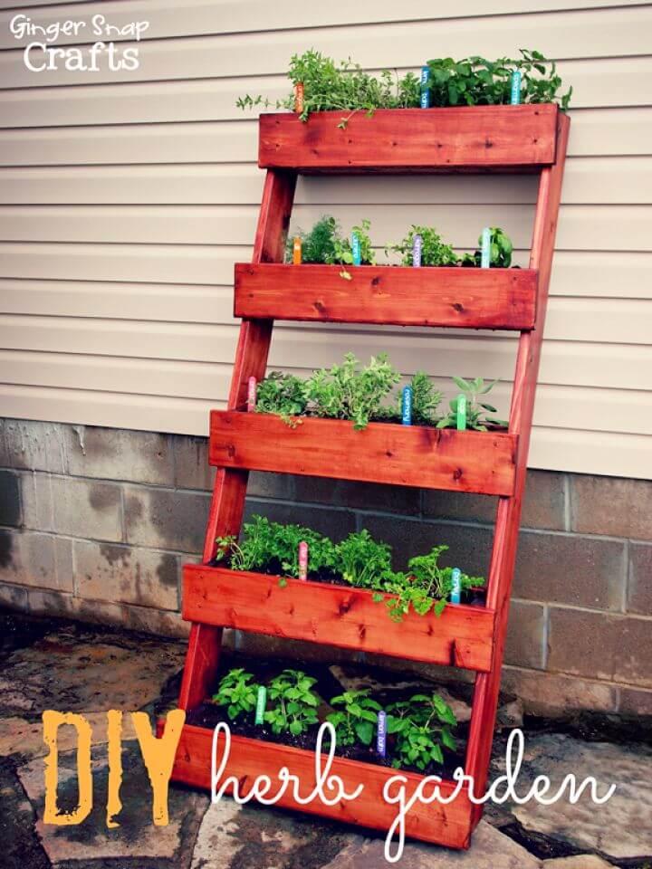 garden herb ideas, creative ideas, creative garden