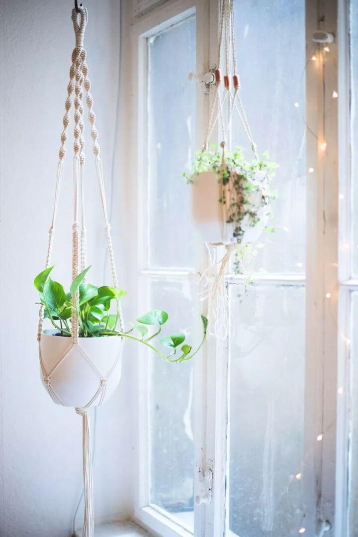 hanging planters, home decorating, home decoration,