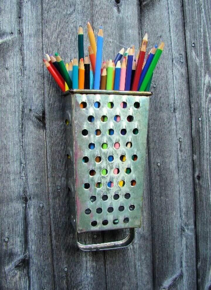 innovative pencil holder, diy pencil holder, innovative ideas, crafts for kids