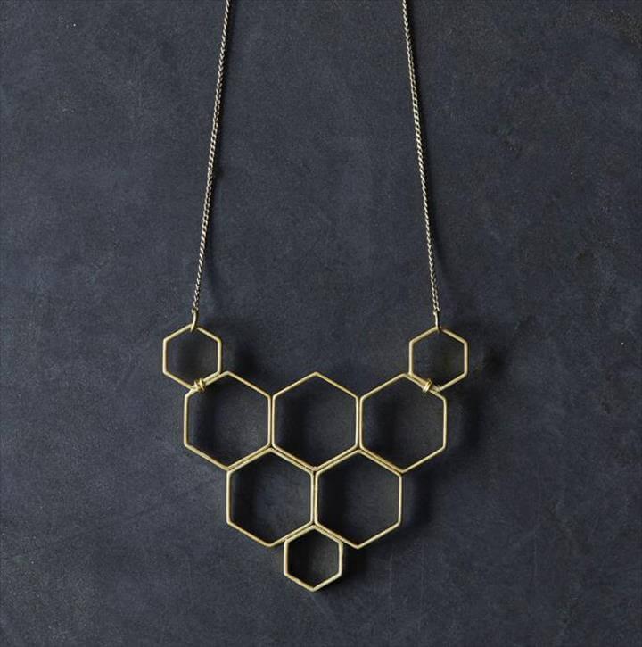 Necklace DIY lead, diy necklace, necklace tutorials, diy fashion, fashion ideas, fashion tutorials