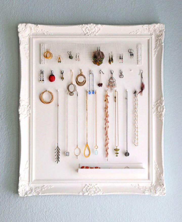 jewelry holder, diy fashion trends, usa girls fashion,do it yourself,
