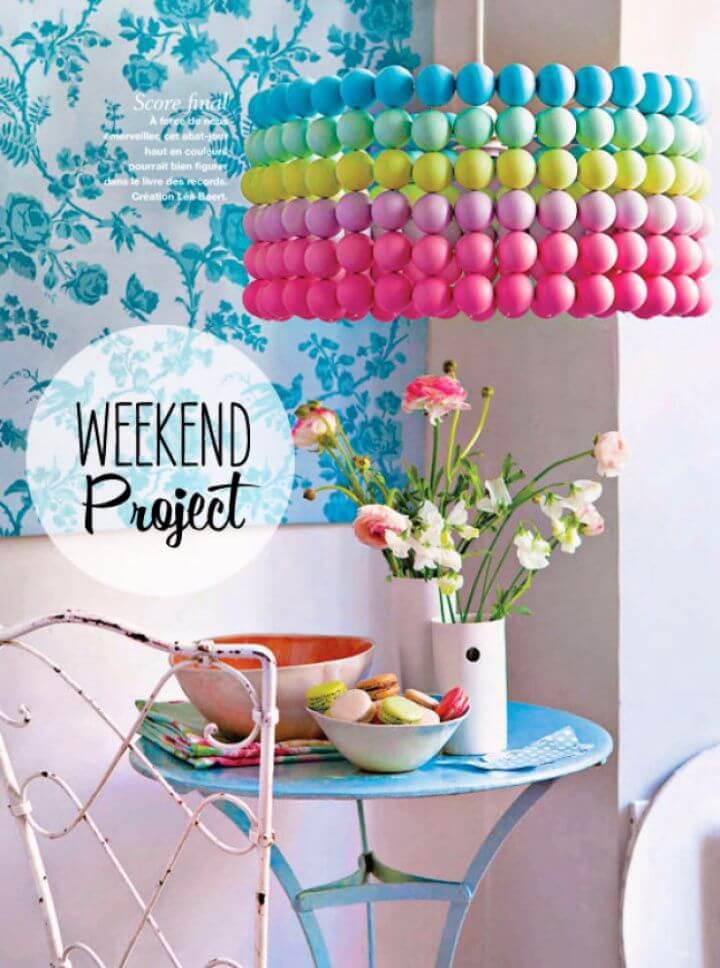 ping pong, ball pendant, diy ideas, diy crafts, diy ideas, diy how to