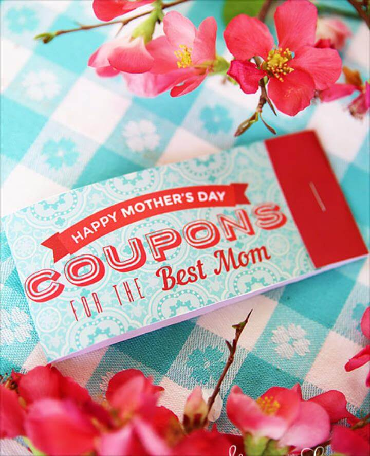 DIY Gifts for Mom - Printable Coupons For Mom - Best Craft Projects and Gift Ideas,Printable Coupons For Mom, Easy Diy Mother's Day Gifts, Diy Mothers Day Gifts, Happy Mothers Day, Mother's Day Diy, Gifts For Mom, Fathers Day, Simple Gifts, Free Printables, Free Printable Coupons, Christmas Hanukkah, Christmas Presents, Holiday Gifts, Christmas Gifts For Kids, Christmas Crafts, Frugal Christmas, Christmas, Christmas Ideas, Holiday Ideas, Valentine Day Crafts, Love Valentines, Valentines Day Gifts For Friends, Free Printable Valentines,, Deco Saint Valentin Love Coupons, Gift Coupons, Printable Coupons, Free Printables,