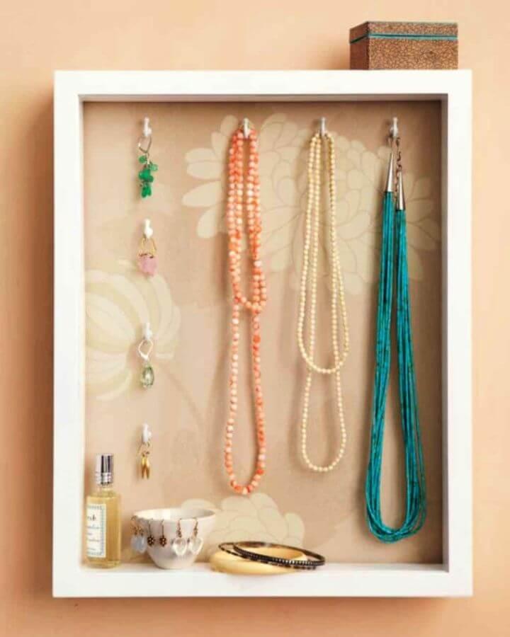 jewelry holder, diy bracelet holder, holder ideas, jewelry organizations