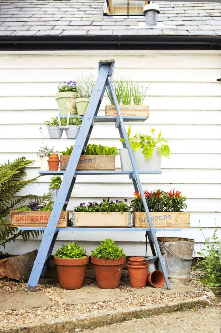 step it up ideas, for your garden, garden ideas, garden projects,