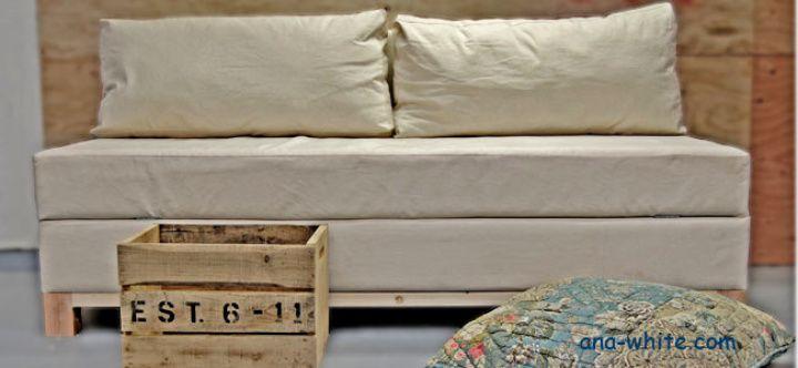 storage sofa, living room, creativediys.com