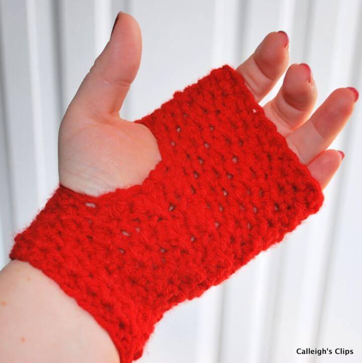 crochet gloves, diy ideas, crochet ideas, crochet mitts