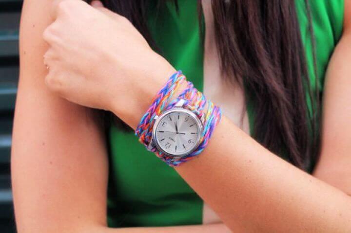 wrap bracelets, with watch, watch bracelets, bracelet with watch, watch bracelets