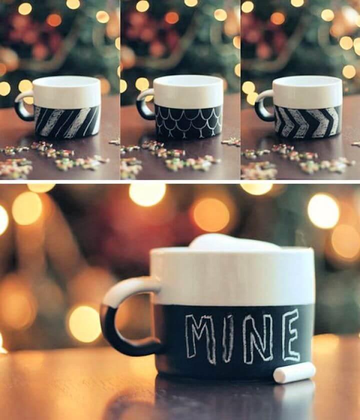 coffee mug ideas, diy ideas, diy crafts, diy projects, coffee mug crafts, painted coffee mug,