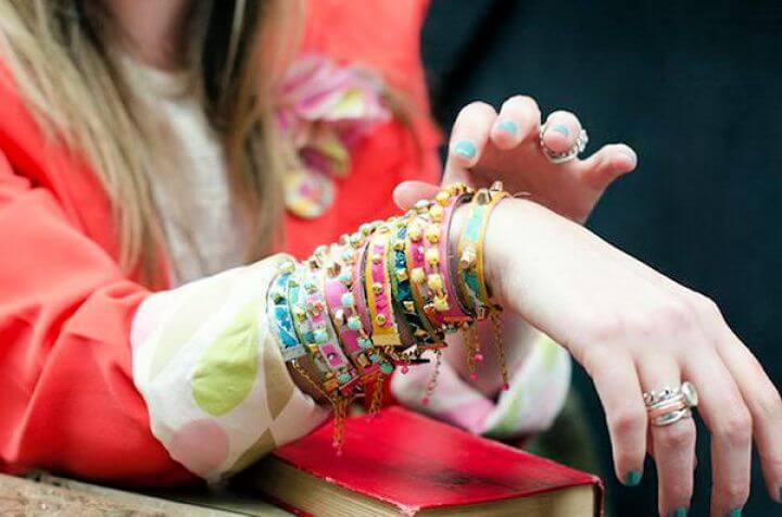 friendship bracelets, bracelet tutorial