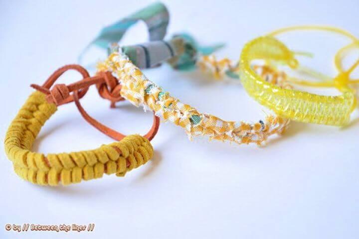 diy ideas, diy crafts, diy crafts and projects, bracelets,