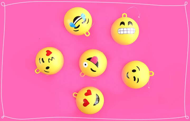 emojis for holiday, gift ideas, do it yourself gift, christmas gifts