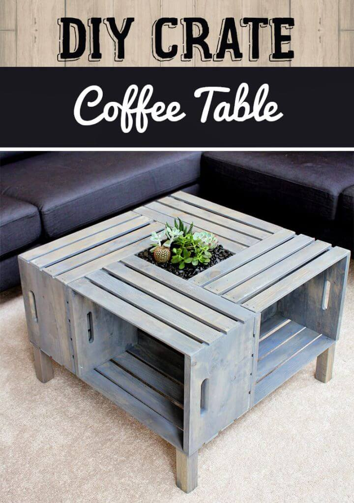 living room decoration, coffee table for room, crafts, quick ideas