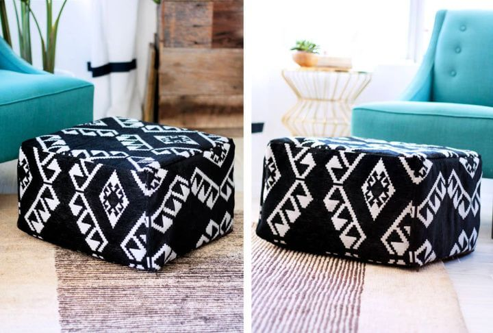 ottoman room decor, diy ideas, diy crafts and projects, how to decor room
