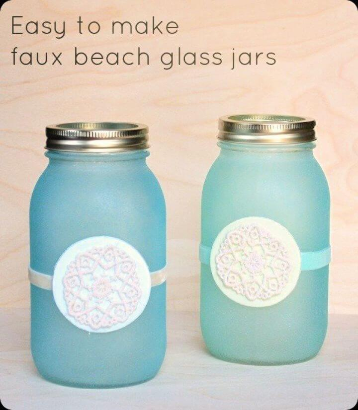 easy mason jars, simple mason jars, kitchen mason jars, how to decor, home ideas.