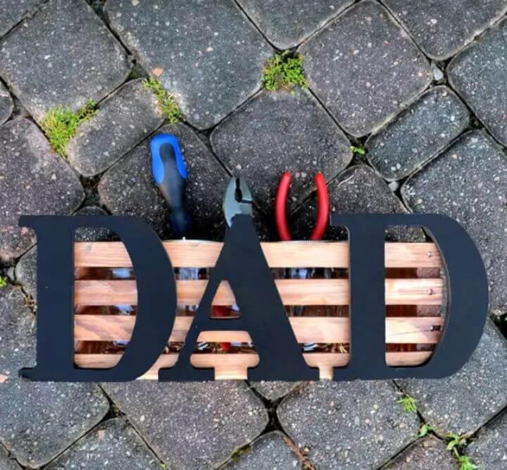 dad tool kit, header dad basket, momspark, ideas