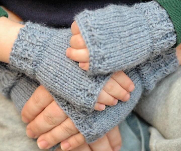 gloves, mittens, diy, ideas, fingerless, creative ideas