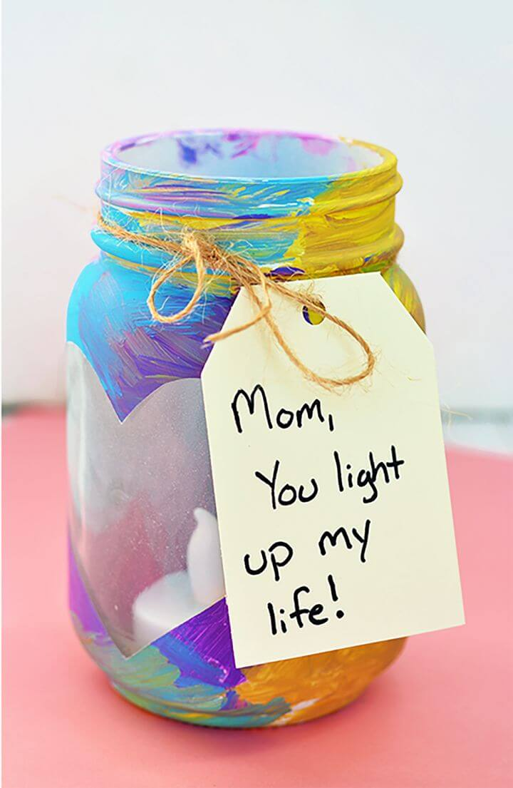 mother day, votive mason jar, how to crafts, diy ideas, diy and crafts,