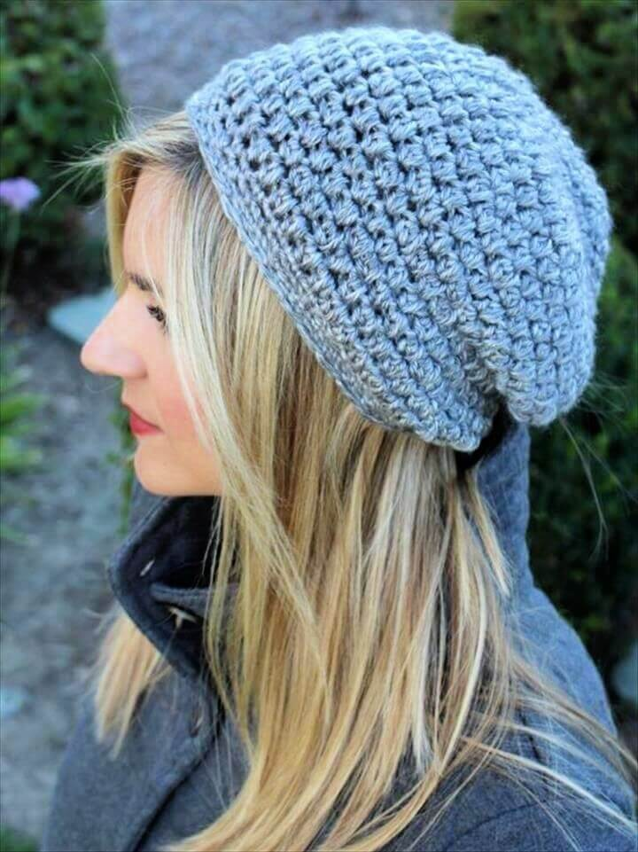 slouchy crochet hat, slouchy hat patterns, slouchy ideas, slouchy crafts