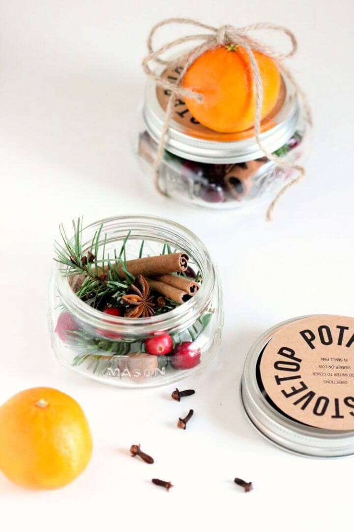 best gifts, holiday ideas, stovetop potpourri, diy ideas, holiday for christmas