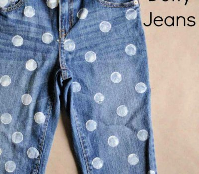 diy ideas, diy crafts, diy projects, dotty jeans, girls crafts,
