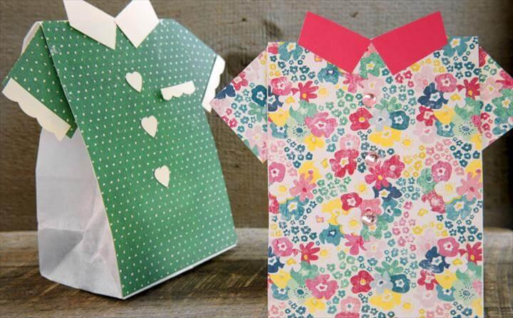 DIY Mother's Day gift bag printable