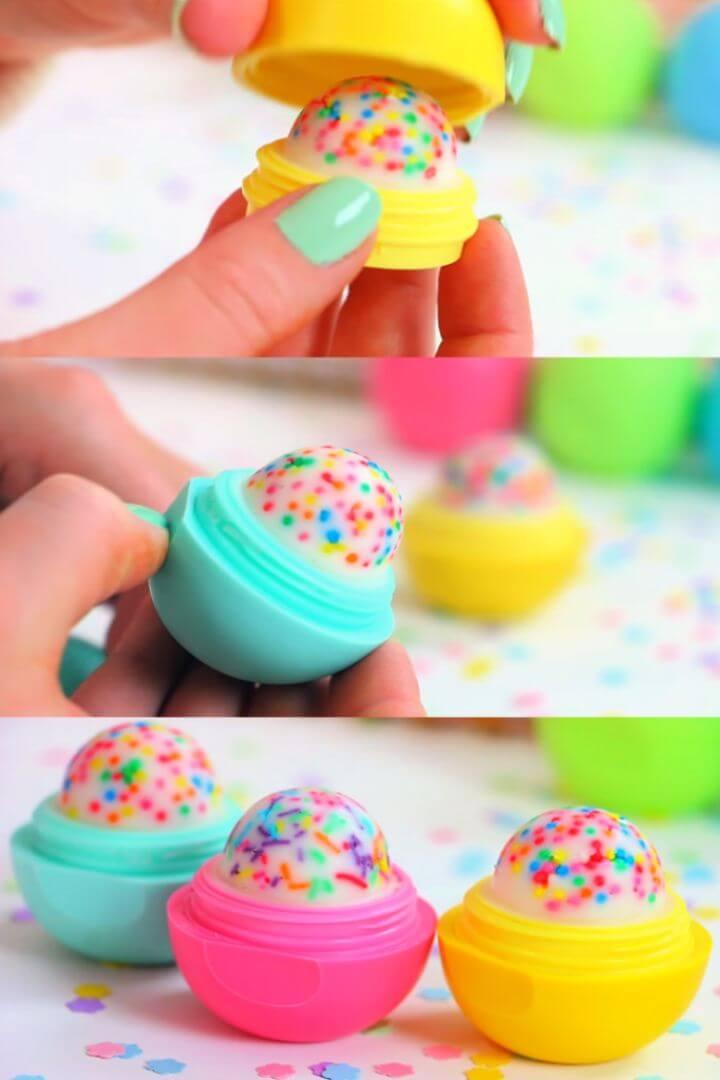 diy projects, eos lipbalm, capcake ideas, diy ideas, diy crafts for girls,