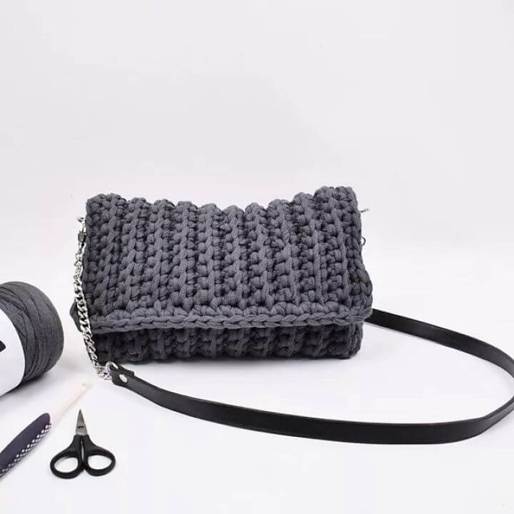creative ideas, creative diys, diy ideas, easy crochet ideas, crochet purse patterns,