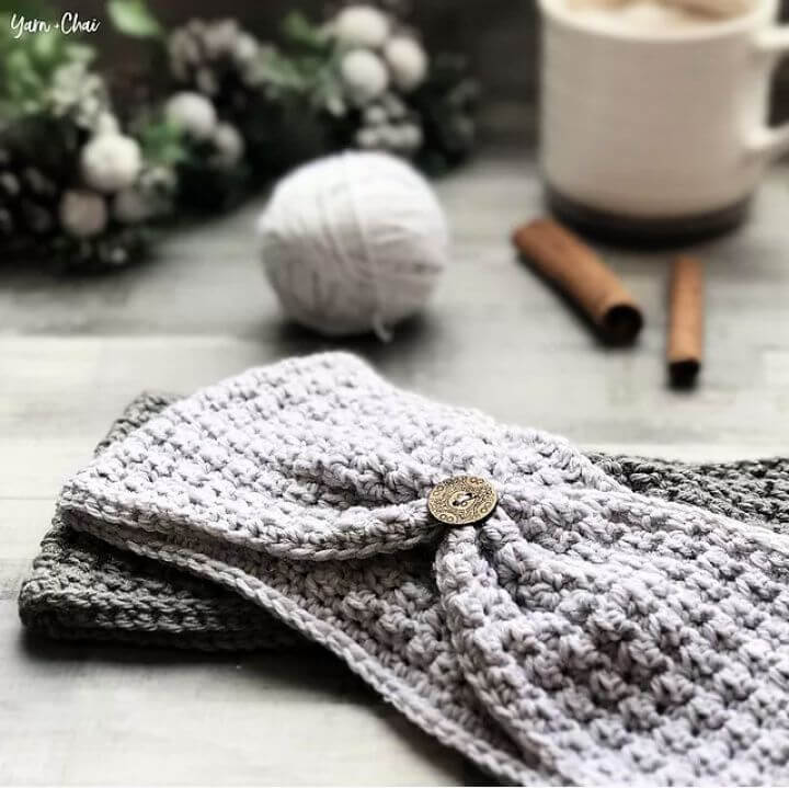 easy crochet patterns, ear warmer crochet ideas, crochet for beginners,