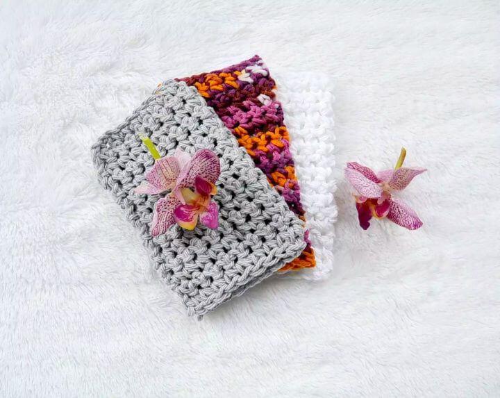 easy crochet patterns, diy ideas, diy crafts, crochet for beginners,