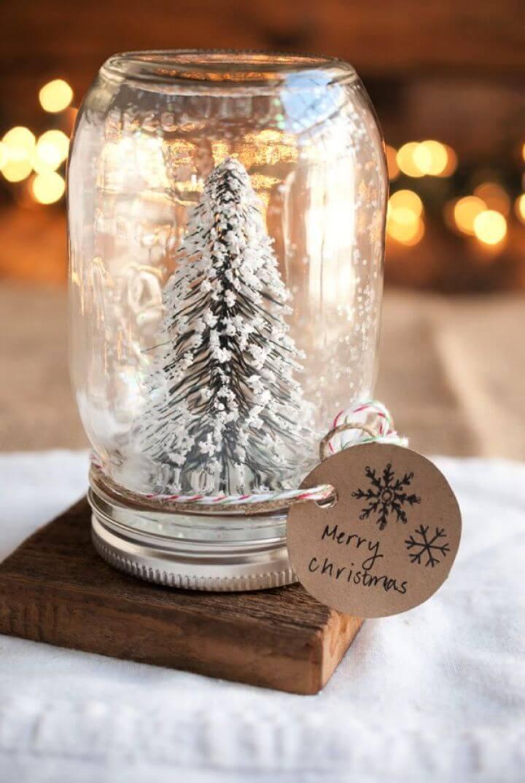 easy mason jars, quick mason jars, snowflake mason jars, diy mason jars,
