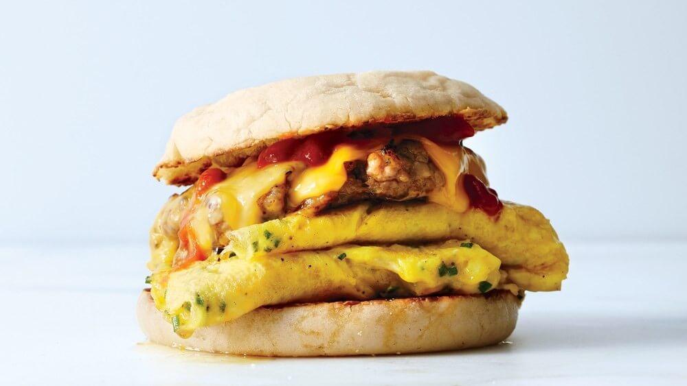 BA's Best Breakfast Sandwich Recipe