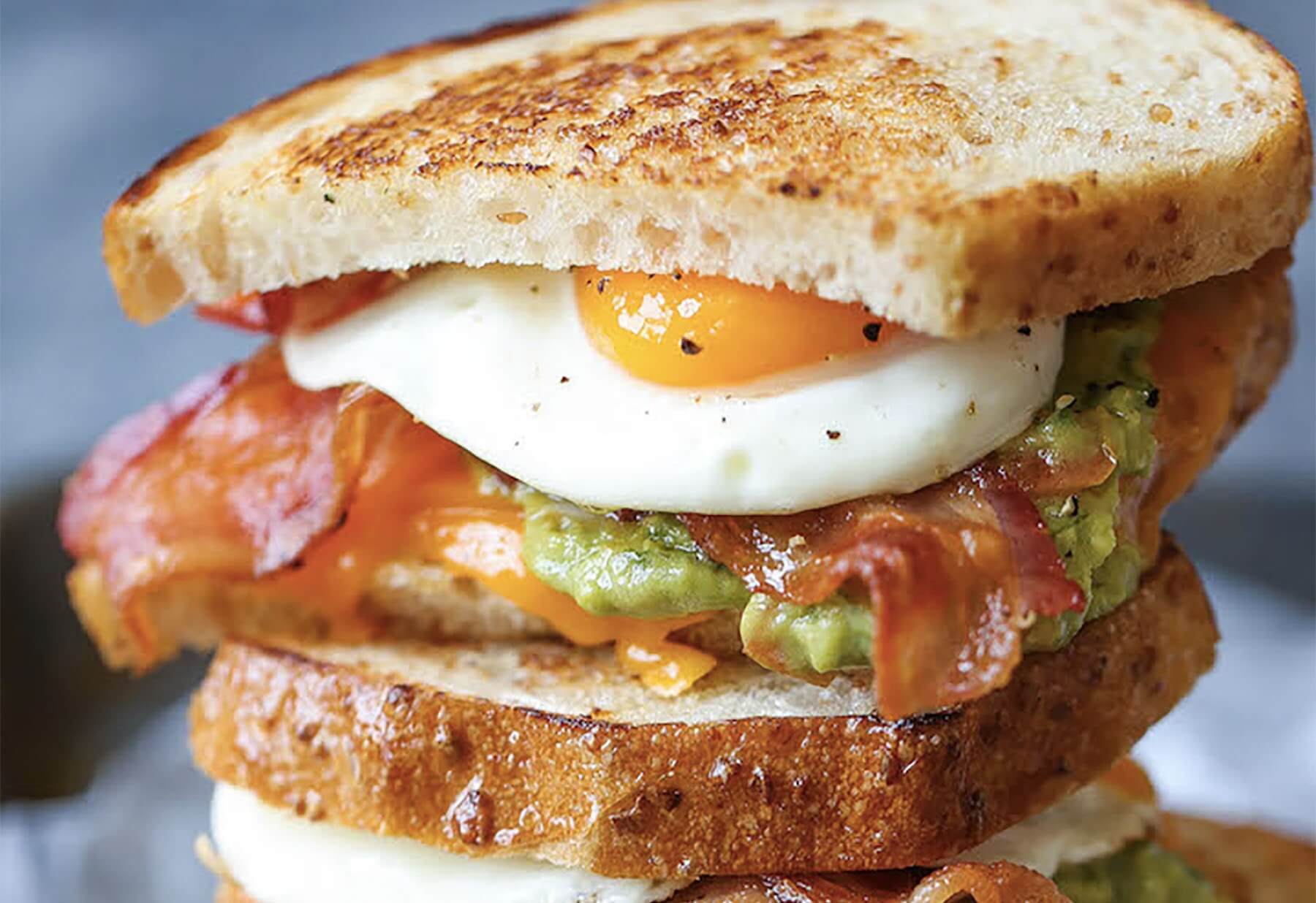 Best Breakfast Sandwich Recipes That Are Actually Healthy