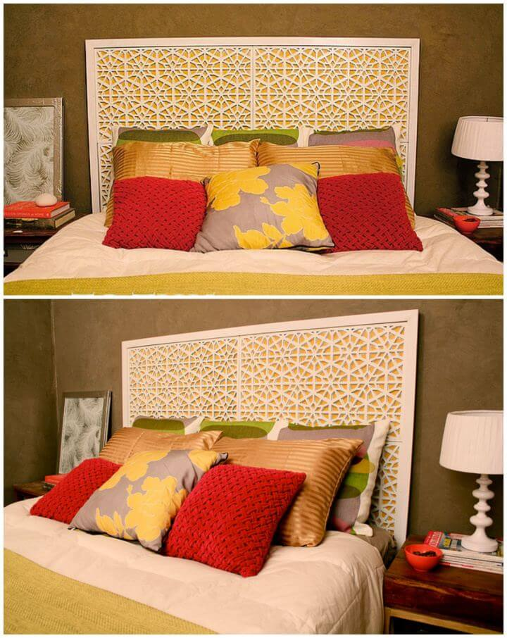 Build A DIY West Elm Morocco Headboard